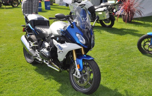 Hairy Bikers Tablier Noir 60 x 85 cm