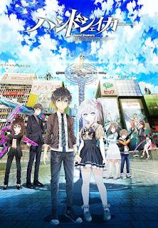 detail dan nonton trailer anime Hand Shakers (2017)