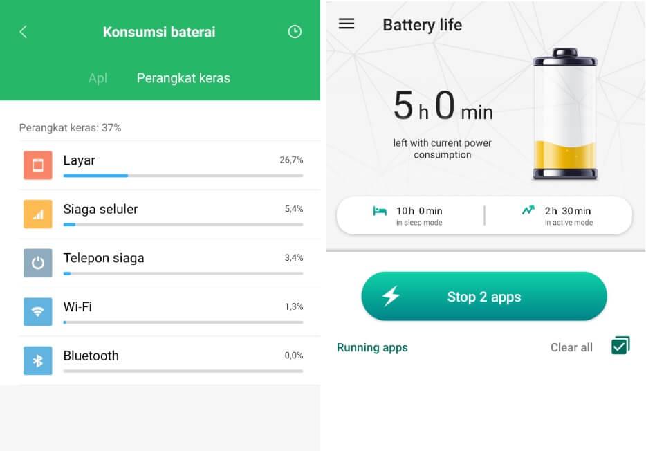 Kaspersky Battery Optimizer