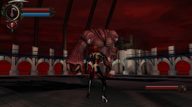 Bloodrayne 2 Terminal Cut Gameplay Screenshots