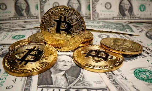 Bitcoin has quadrupled in value this year