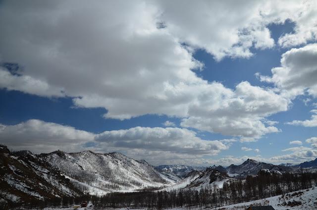 Landscapes of Gorkhi-Terelj National Park