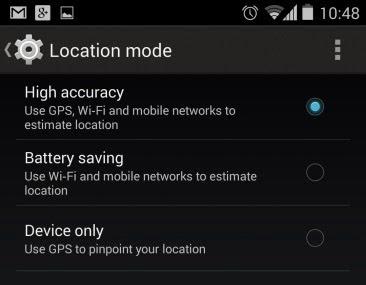 Setting Hemat Baterai di Android 4.4 KitKat