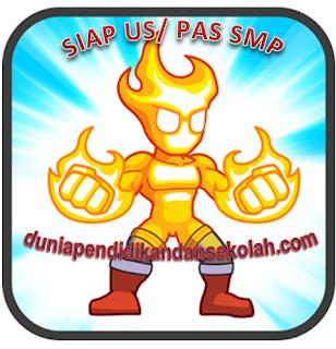 Download Soal Latihan UAS/ PAS Kelas 9 SMP Mapel Bahasa Indonesia, Bahasa Inggris, PAI, Matematika TIK, PKn, IPA, IPS