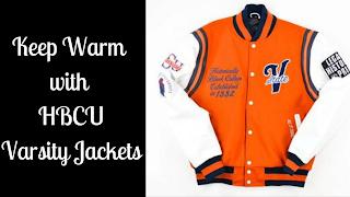 Keep Warm with HBCU Varsity Jackets