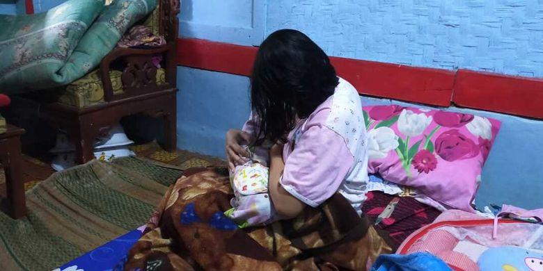 Heni Nuraeni , 1 hour gestation, 1 hour pregnancy