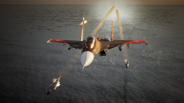 Ace Combat 7: Skies Unknown   Bandai Namco - Recensione