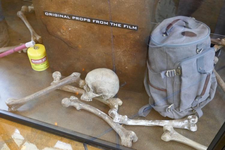 Gemini Man movie props