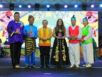 Penutupan Festival Bumi Rafflesia 2019, Melibatkan 4 Negara