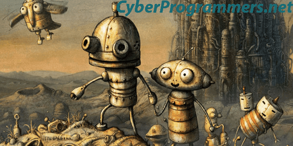 Machinarium game