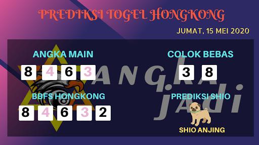 Prediksi Togel Hongkong Jumat 15 Mei 2020 - Prediksi Angka HK