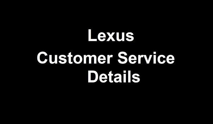 Lexus Customer Service