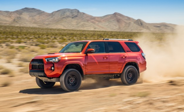 Priced Like Pros: Toyota Announces Pricing for 2015 TRD Pro Tacoma and 4Runner