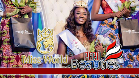 Miss World Ghana 2017 / 2018