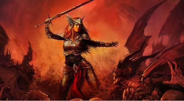 Mizhena, Baldur's Gate: Siege of Dragonspear (2016)
