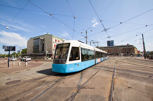 Goteborg-Tram