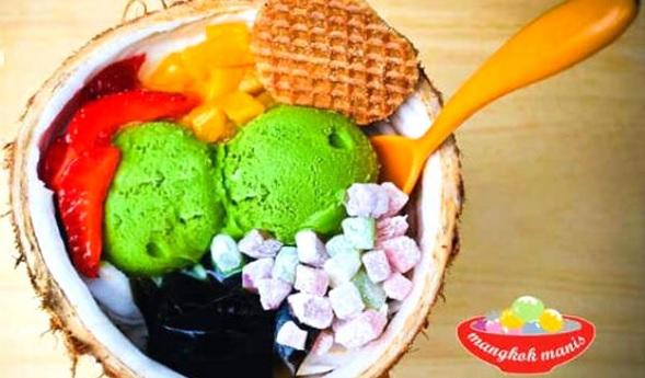 Berburu kuliner Bandung