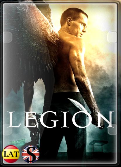 Legión de Ángeles (2010) HD 720P LATINO/INGLES