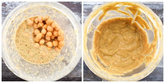 Making Cauliflower & Chickpea Pasta - step 3