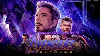 Download Avengers Endgame (2019) English Full Movie