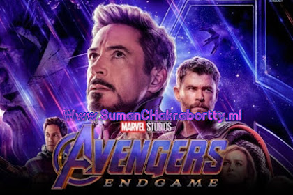 Avengers Endgame (2019) Dual Audio Full Movie Download In 720p HD