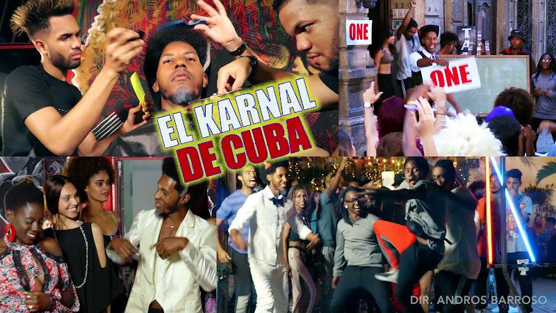 El Karnal de Cuba - ¨One¨ - Videoclip - Dirección: Andros Barroso. Portal Del Vídeo Clip Cubano