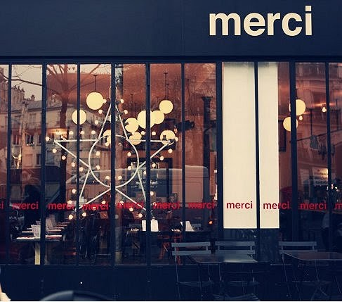 vosgesparis x mas at my favorite parisian concept store merci. Black Bedroom Furniture Sets. Home Design Ideas