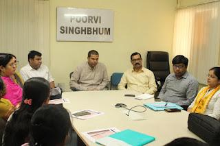 nss-sveep-meeting-jamshedpur