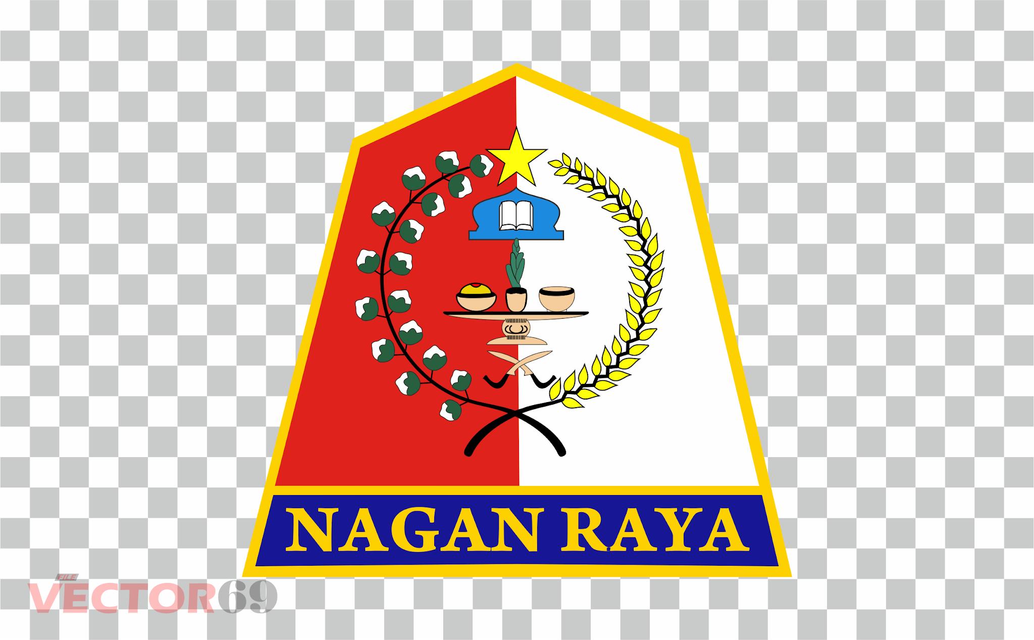 Kabupaten Nagan Raya Logo - Download Vector File PNG (Portable Network Graphics)