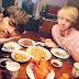 Ken (VIXX) e Jin (BTS) aproveitam um banquete Chuseok juntos!