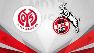 مشاهدة مباراة كولن وماينز بث مباشر الدوري الألماني بتاريخ 17-05-2020