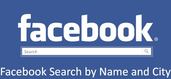 Facebook Search Person by Name and City