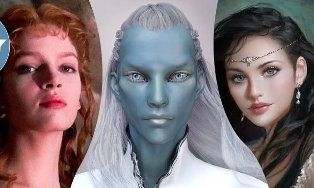 Nguồn gốc của loài Người có phải là Lyrans, cũng là tổ tiên của ?
