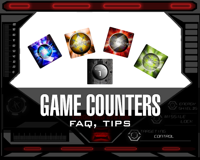 Game Counters/Tokens