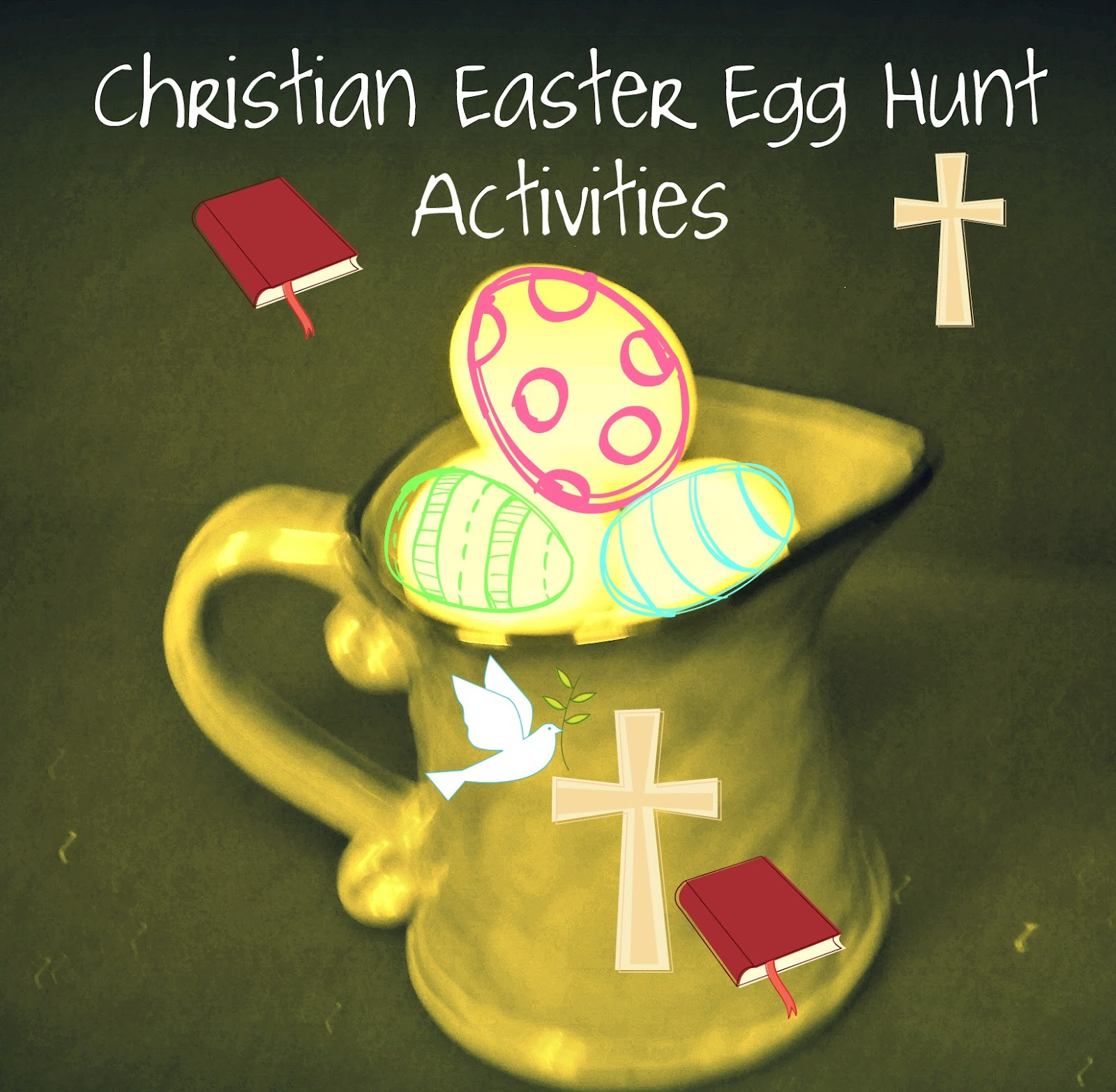 Pins And Princesses Christian Easter Egg Hunt Activities