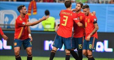 مشاهدة مباراة إسبانيا ورومانيا