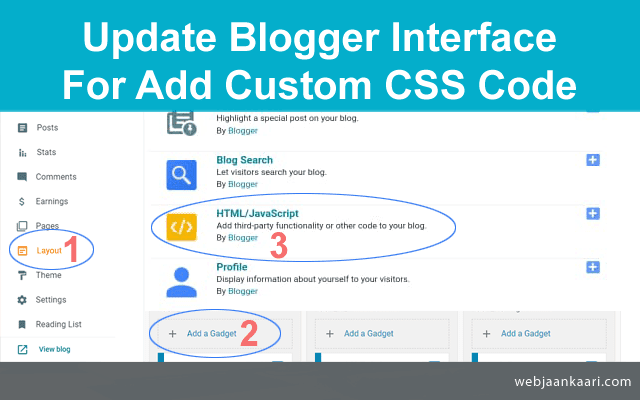How_to_add_custom_CSS_in_update_blogger_interface?