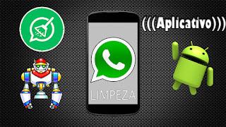 Como Apagar as (Fotos Vídeos e Áudios) do #WhatsApp