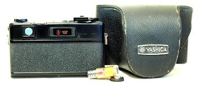 Yashica Electro 35 GTN, Image 02