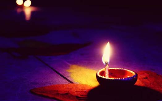 Picture Of Diya Lamp