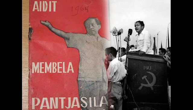 PKI Memperalat Pancasila