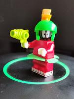 Lego Looney tunes Marvin