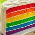 Resep Cara Membuat Rainbow Cake Enak Sederhana