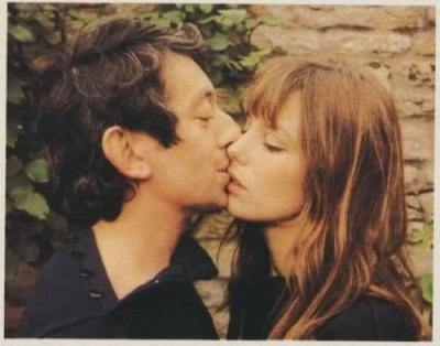 J Birkin y S Gainsbourg