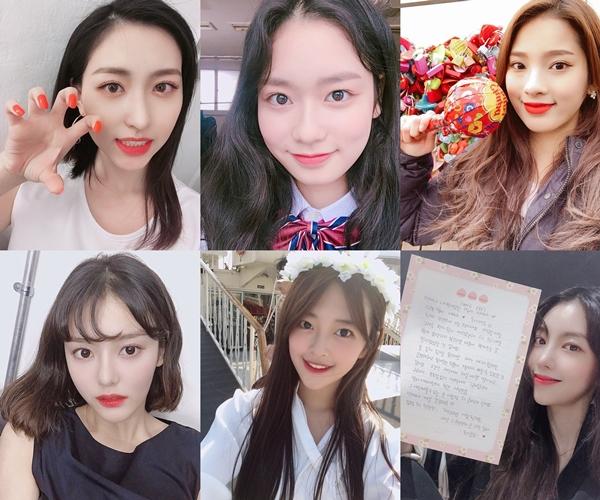상반기 데뷔예정이라는 프듀48 김도아네 그룹 | 인스티즈