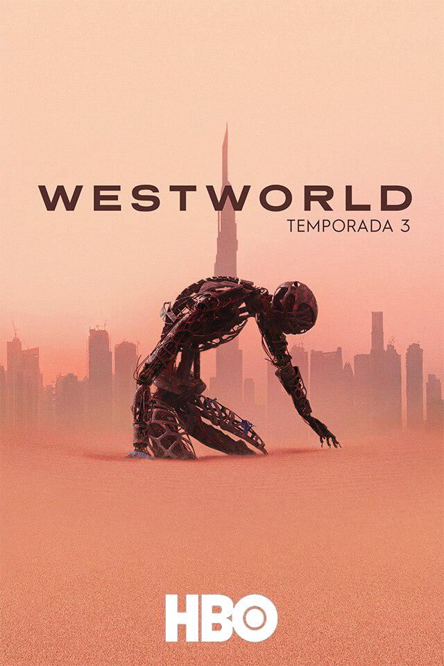 Westworld (2020) Temporada 3 AMZN WEB-DL 1080p Latino