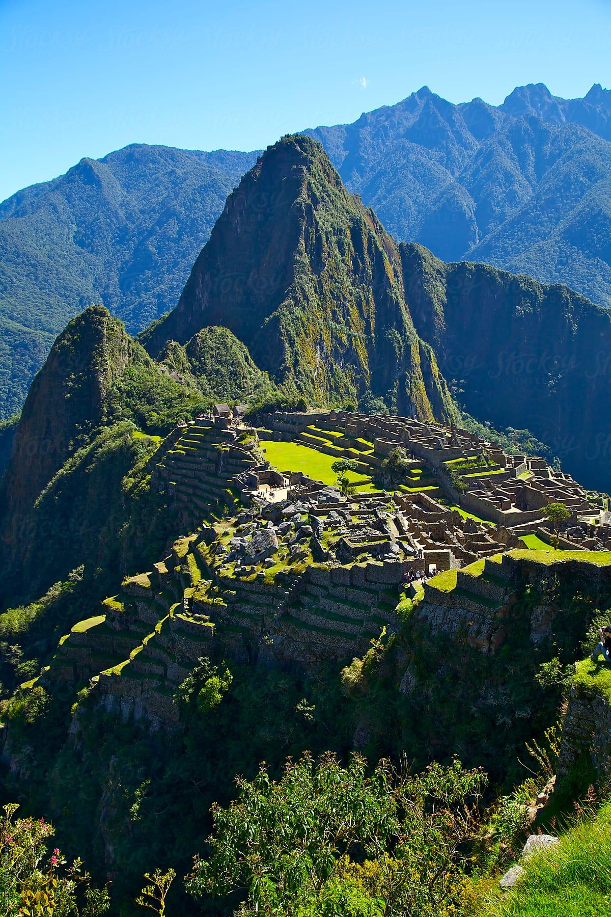 มาชูปิกชู (Machu Picchu)
