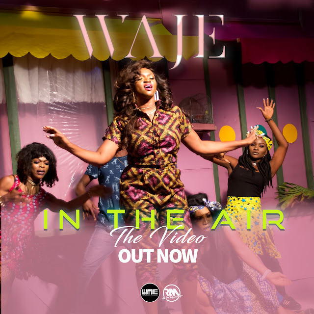Waje - In The Air Video