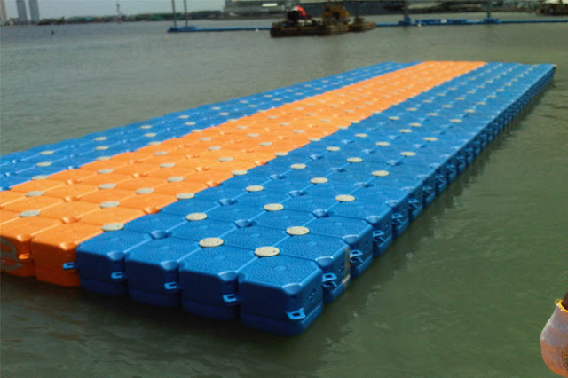 Product Kubus Apung HDPE