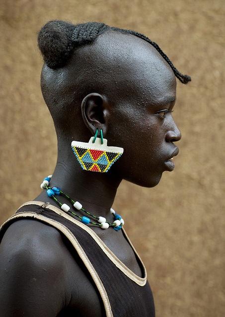 Tsemay Hairstyle Ethiopia